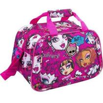 Bolsa Sacola Monster High Vs3 Kids Infantil Menina Sestini