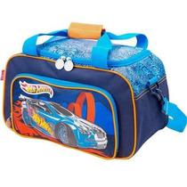 Bolsa Sacola Carro Hot Wheels 15z Infantil Menino Sestini