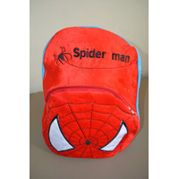 Bolsa Spider Man Pelucia Importada Presentear Crianças