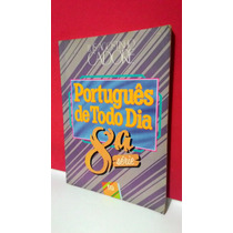 Livro Português De Todo Dia 8ª Série Luiz Agostinho Adore