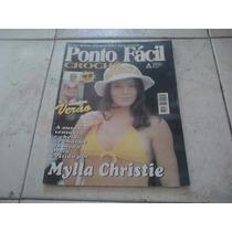 Revista Ponto Fácil -crochê -número 2.