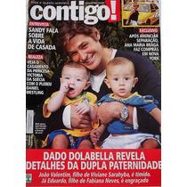 Revista Contigo N° 1814 - Dado Dodabella Revela Paternidade