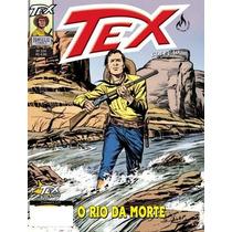 Revista Gibi Tex Coleção Vol.254 - O Rio Da Morte - Mythos