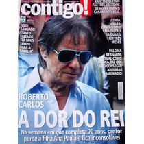 Revista Contigo - N° 1857 - Roberto Carlos A Dor Do Rei -
