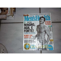 Revista Masculina Mens Health Edição 41 -ano 4 -numero 5