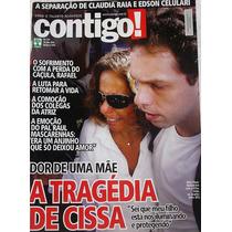 Revista Contigo - N° 1819 - A Tragédida De Cissa Guimarães
