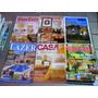 Lote Com 18 Revistas Decoração Casa Claudia Casa E Jardim