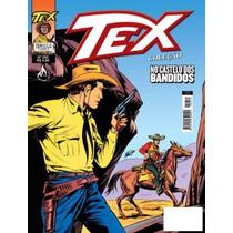 Revista Gibi Tex Coleção Vol.250 - No Castelo Dos Bandidos