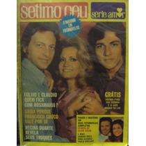 Revista Sétimo Céu Nº13(frete Grátis)