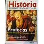 Lote Com 09 Revistas Historia Da Biblioteca Nacional