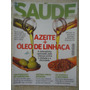 Saúde #347 Ano 2012 Azeite, Óleo De Linhaça, Amendoim, Insôn