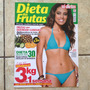 Frete + Revista Dieta Das Frutas 16 2009 Emagreça 3kg 1 Sem.