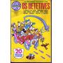 Disney Especial Os Detetives Nº 11 - Junho 1974 - Rara