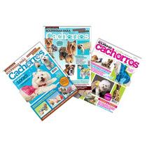 Lote De 3 Revistas Moda Pet Tecido - Roupa Cachorro Costura