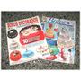 Lote Com 2 Revistas - Bolos Decorados Artisticos - Infantis