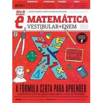Revista Matemática Enem Guia Do Estudante (revista Física)