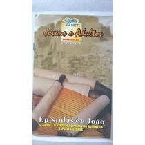 Revista De Escola Bíblica Dominical Jovens E Adultos 2003