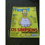 Revista Monet N.53 Agost 2007 Cinema + Guia Net Os Simpsons