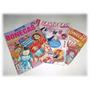 Lote Com 3 Revistas - Bonecas De Pano - Lindo Artesanato