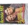 Revista Sbt Antiga Silvio Santos Numero 1 Poster Portiolli
