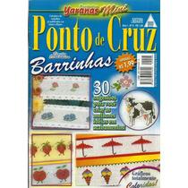 257 Rvt- Revista Artes Ponto De Cruz Nov 2001 Barrinhas Nº 8