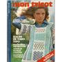 268 Rvt- Revista Artes- Mon Tricô E Crochê - Antiga - Nº. 27