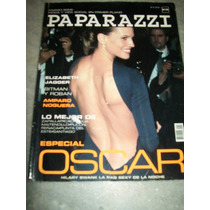 Revista Paparazzi Nº 29 - Hilary Swank, Elizabeth Jagger
