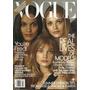 Vogue: Liya Kebede, Natalia Vodianova & Anna Jagodzinska