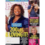 Revista People: Queen Latifah / John Mayer /mariska Hargitay