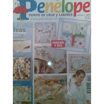 Penélope N 120 - Com Grafico- Ponto Cruz, Patchwork...