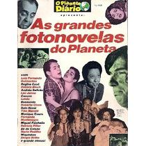 As Grandes Fotonovelas Do Planeta Diário - Roberta Close
