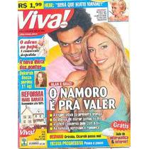 Revista Viva 288: Grazi Massafera / Ricky & Renner / Wanessa