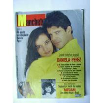 Revista Manchete - Nº 2128 - 16-01-1993 - Daniela Perez