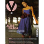 V 15 * Nov/dez 2005 * Alice Braga * Miéle * Céu