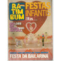 Ra Tim Bum - Festa Infantis - Com Moldes N 25