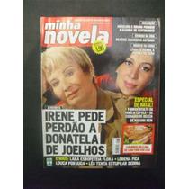 Revista Minha Novela -edição Nº 485 - 19/12/2008
