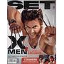 Set: Hugh Jackman / X Men / Jason Lee / Jackie Chan / Frida