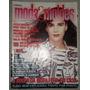 Revista Moda E Moldes Ano 1 Nº 1 - Rio Gráfica - 1986