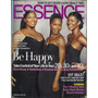 Essence: Queen Latifah, Angela Bassett & Gabrielle Union
