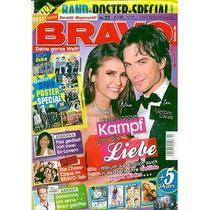 Bravo: Nina Dobrev & Ian Somerhalder / Diarios Do Vampiro