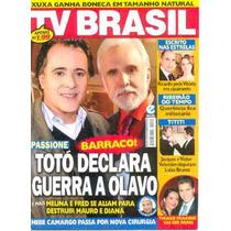 Revista Brasil: Novela Top Model / Luan Santana / Nuno Leal