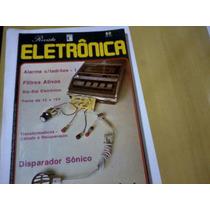 Revista Eletrônica Nº60 Disparador Sônico