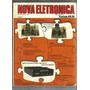 Revista Nova Eletrônica Nº 16 - Junho/1978 - Editora Abril