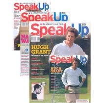 Revista Speak Up Cd Audio Inglês Várias Edições Disponíveis