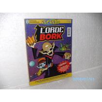 Revista Especial Quadrinhos Recreio Nº1 Lorde Bork - Rara Fj