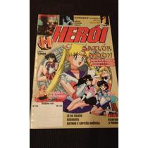 Revista Heroi Gold 105 Sailor Moon