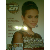 Revista Zn - Bruna Marquezine N 143