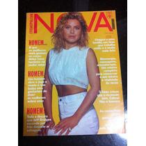 Revista Nova 92 Vera Fischer Jeff Bridges Teste Sexo Homem