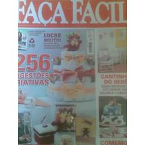Manequim Fácil Fácil Festas - Com Moldes N 39