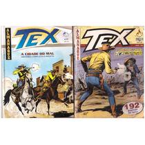 4 Revistas Tex Almanaque Numeros - 7- 10- 35- 41